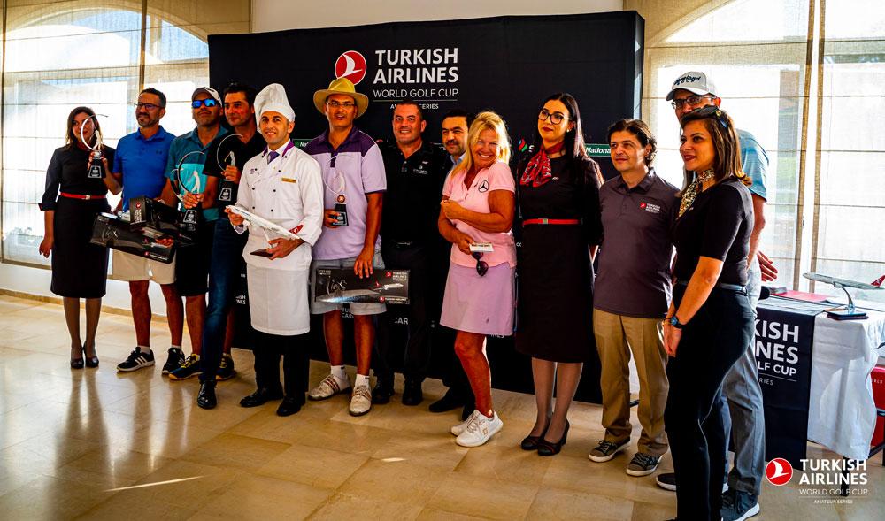 En photos : Ambiance du Tournoi de Golf de Turkish Airlines à Hammamet