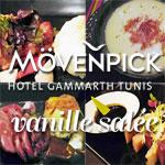 Nous avons testé pour vous la carte Vanille Salée du Mövenpick Gammarth