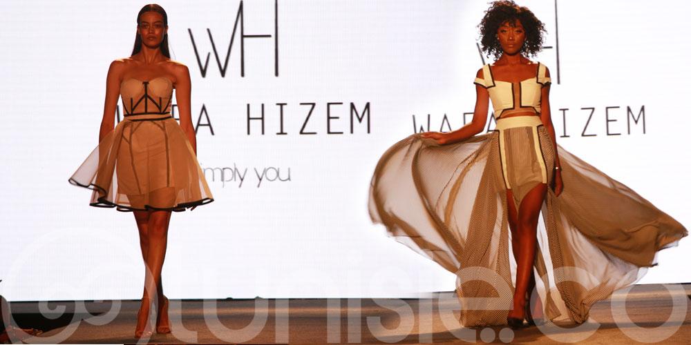 Découvrez les créations de Wafa Hizem lors de la 1ère édition du défilé Cruise Life Style