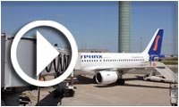 Vol Paris - Tunis à bord de Syphax Airlines
