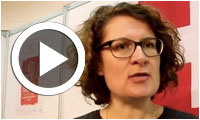 En interview : S.E.Mme Rita Adam (Suisse) et Mme Cowell (UK) au Bazar Diplomatique 2014