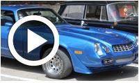 Kharjet L'Antika 2014 : Expo et sortie des voitures de collection à Mégrine