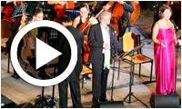 Concert de Marcel Khalifé et Oumaima Al Khalil à Carthage