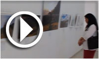 Vernissage de l'exposition 'Sur leurs Traces' au musée du Bardo