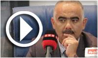 Allocution de M. Nabil Bziouech à la conférence de presse sur Djerbahood