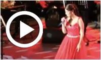 Concert de Shirine Abdelwahab à Carthage